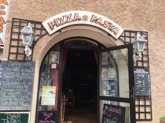 La Grave, Francia: Pizza E Pasta