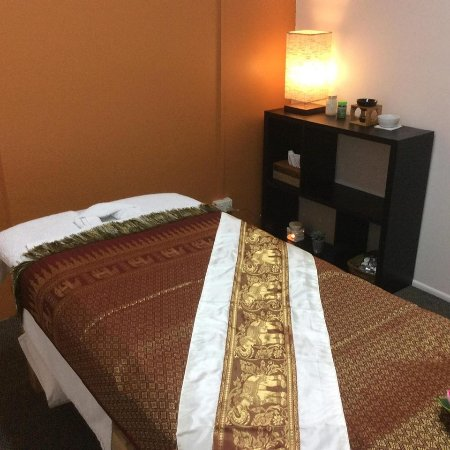 Oxenford, Australia: Massage Room