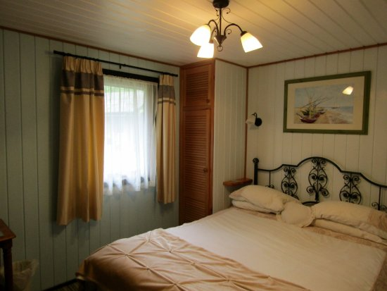 York Lakeside Lodges: Bedroom