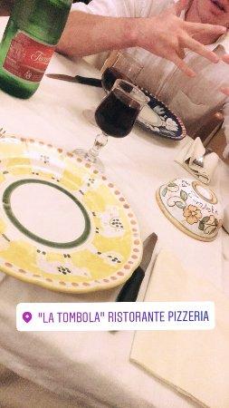 San Vito Romano, Włochy: La Tombola