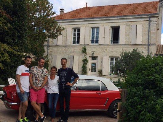 Landrais, France : Merci pour la qualité de votre accueil