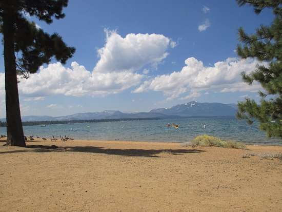 The Lodge At Edgewood Tahoe Private Beach
