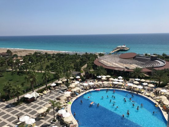 Sea Planet Resort & Spa : vue de la chambre