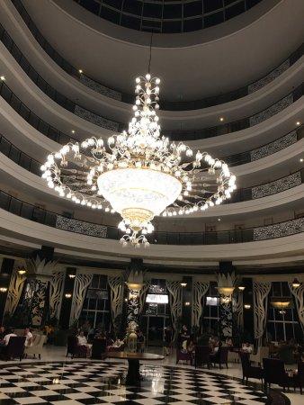 Sea Planet Resort & Spa : hall d'entrée