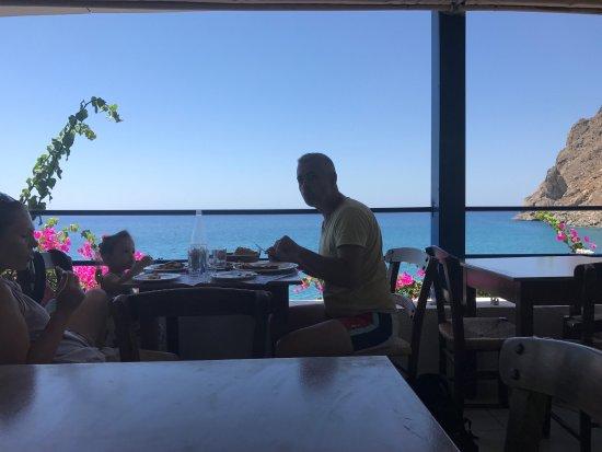 Lentas, Greece: Taverna Zorbas