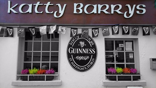 Waterford, Irlanda: Katty Barrys Bar