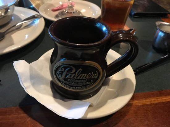 Palmer's Restaurant Bar: Great food in San Marcos.  Coconut pie is the best!  They brew their Shiner Bock beer in San Mar