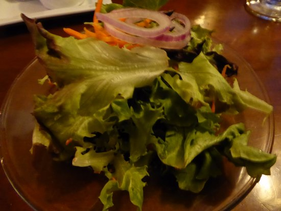 Northampton, MA: Green salad