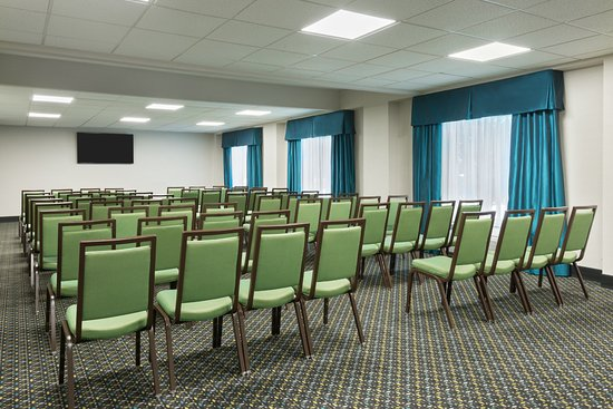 Hampton Inn Atlanta-Perimeter Center: Meeting Room
