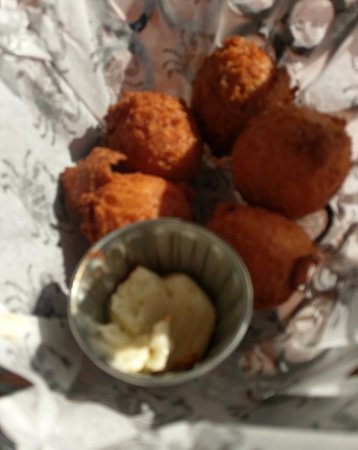 Oxon Hill, MD: Hush puppies