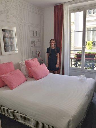 Hotel Joyce - Astotel: Cute bright room!
