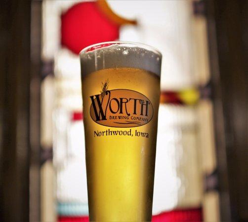 Northwood, IA: Mango Cream Ale