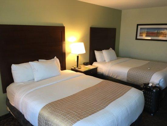 La Quinta Inn & Suites Las Vegas Airport South: Two Dbl Beds