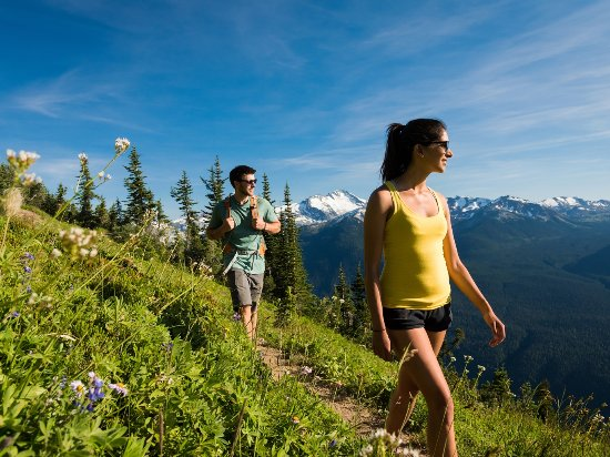 Hiking in Whistler Photo by Mike Crane