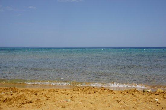 Xaghra, Malta: Ramla beach