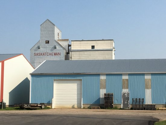 Langham, Canada: One could not ask to visit a more pleasant community or more hospitable folks. A nice museum ful