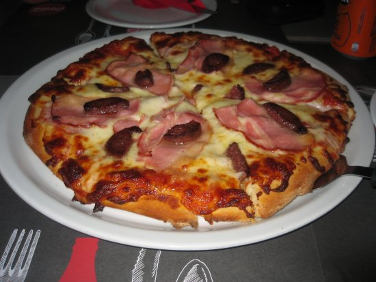 Alpha Pizza: Rusticana