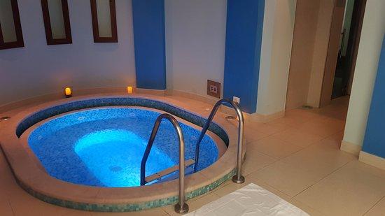 Hilton Molino Stucky Venice Hotel: spa