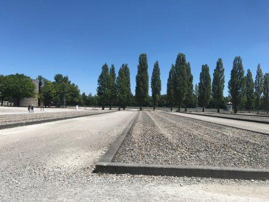 Dachau, Alemania: Site of former inmate barracks