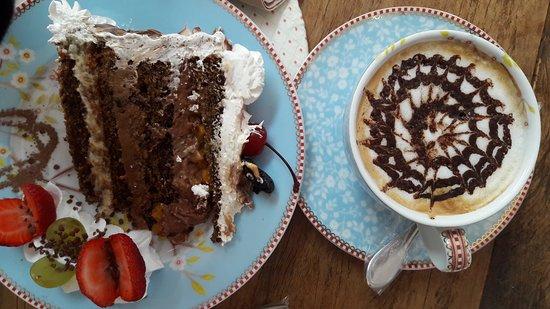 Chapeco, SC: Café da tarde