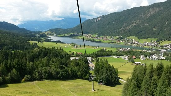 Weissensee Bergbahn