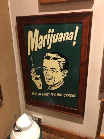 Hash Marihuana & Hemp Museum: Cuadro