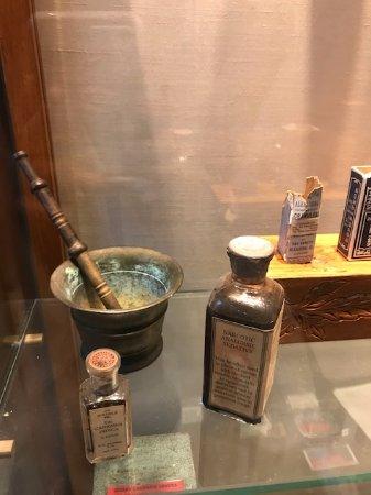 Hash Marihuana & Hemp Museum: Exhibición