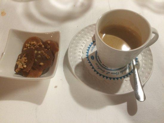 Vallieres-les-Grandes, Francia: café jamaïque