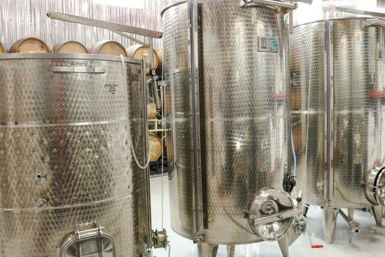 IG Winery Production Area Cedar City UT