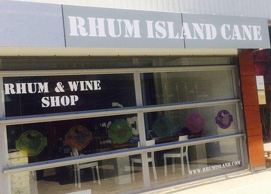 Saint-Martin, St. Maarten: BOUTIQUE Rhum island cane