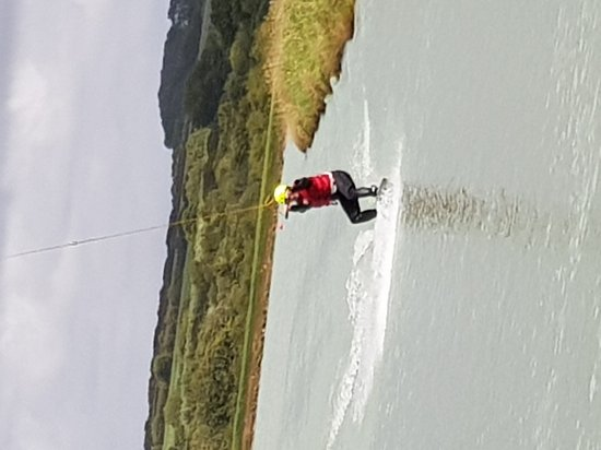 Martletwy, UK: Pembrokeshire Wake Park