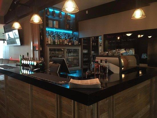 Paroa Hotel: Restaurant Bar