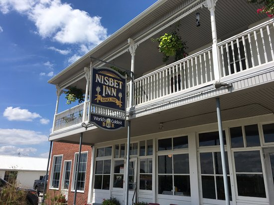 Haubstadt, IN: Nisbet Inn