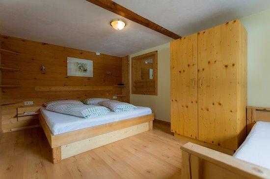 Ortnerhof: Studio mit Balkon/ separatem Schlafzimmer/ Wohnküche /Du/Wc