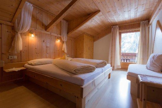 Ortnerhof: Standard-Doppelzimmer mit Du/Wc/Balkon/Flachbild tv