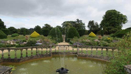 Winchcombe, UK: Castle gardens