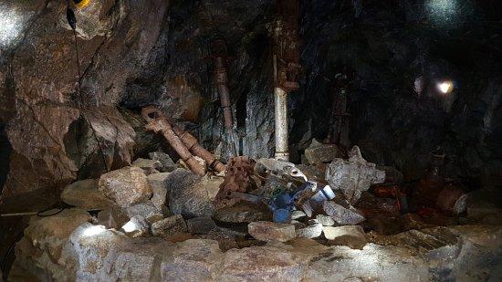 Kowary, โปแลนด์: sprzęt górniczy