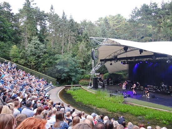 Bloemendaal, The Netherlands: the amphitheater
