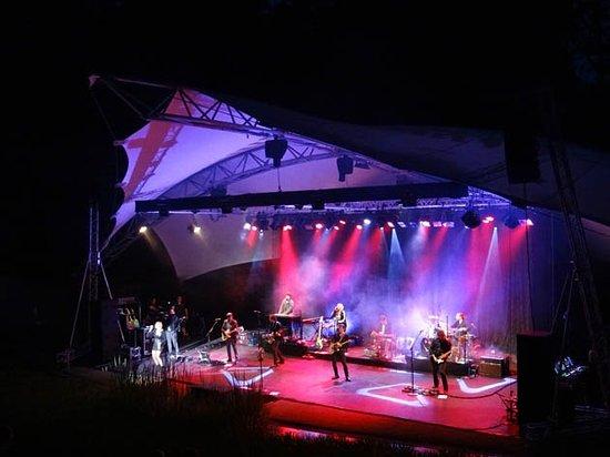 Bloemendaal, เนเธอร์แลนด์: the concert