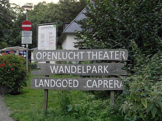 Bloemendaal, เนเธอร์แลนด์: the sign