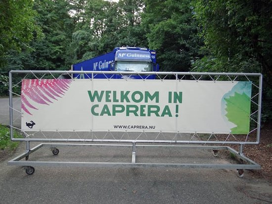 Bloemendaal, เนเธอร์แลนด์: a sign