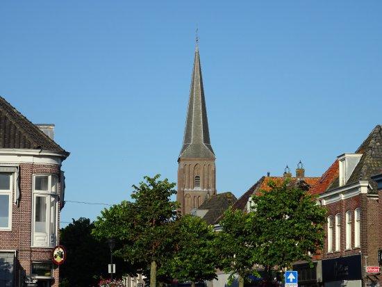 Rijksmonument St. Cristofoorkerk Schagen uit 1881-1883