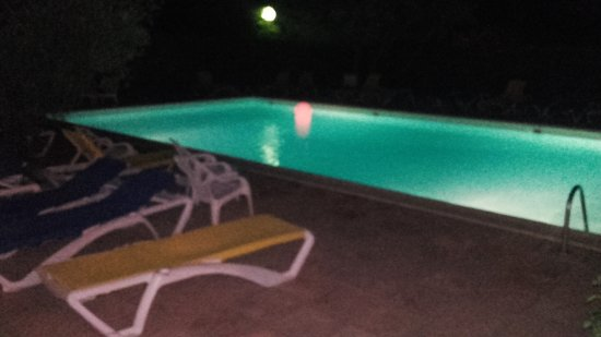 20170815_213954_large jpg - Picture of Camping Le Luberon, Apt