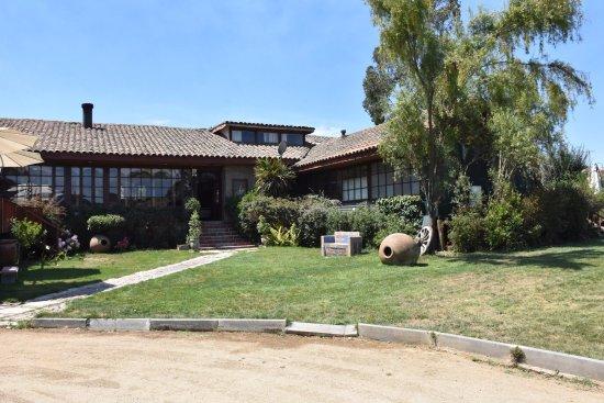 Viña Casa Marín: exterior