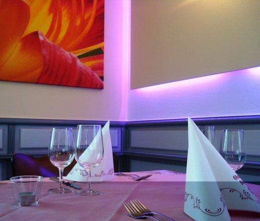 Welschenrohr, Schweiz: Abendessen