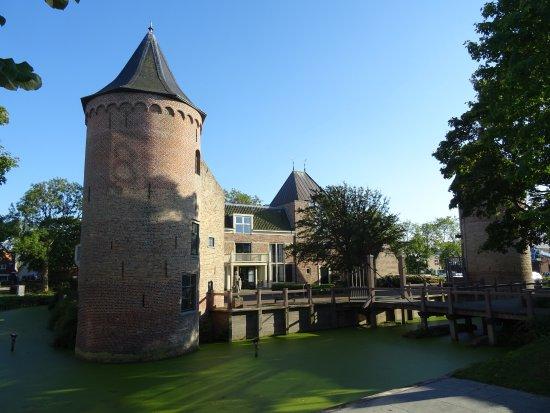 Rijksmonument Kasteeltorens Slot Schagen uit 1394