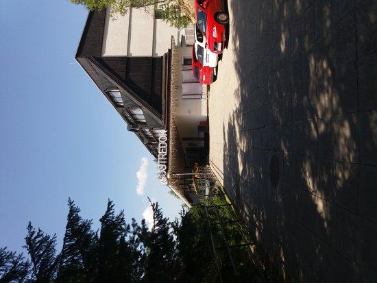Demanovska Dolina, Slovakiet: Hotel Ostredok