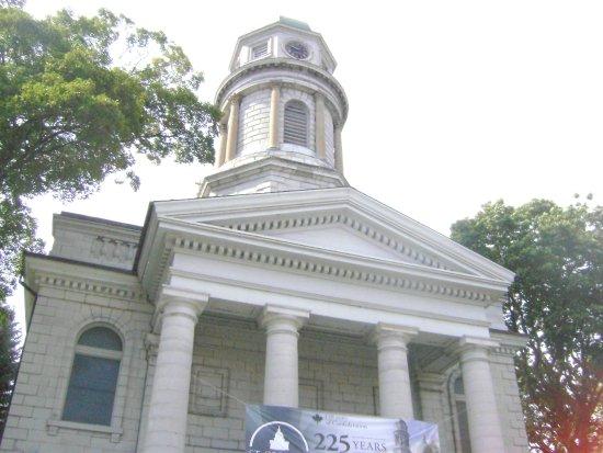St. George's Cathedral: l'entrée principale
