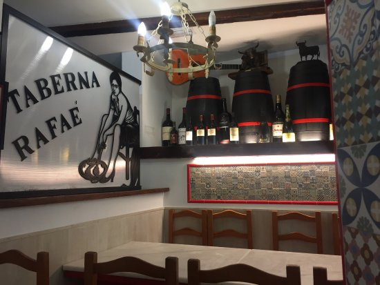 Bodega Taberna Rafae : photo1.jpg