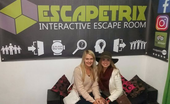 Paarl, South Africa: They escaped!